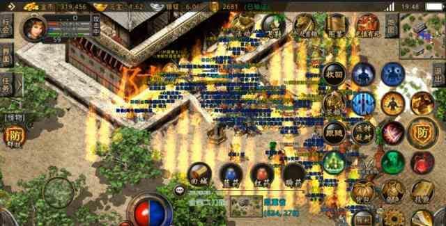 战士跟道士如何玩转火龙洞
