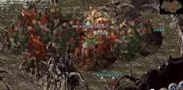 浅析活动圣地巨魔老巢